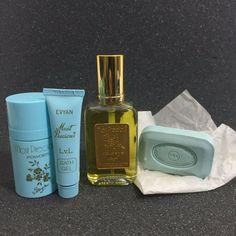 Evyan Most Precious Cologne Soap Powder Bath Gel Lot Vintage Discontinued Perfume Oils, Perfume Bottles, Surprise Box Gift, Bath Gel, Mist Spray, Fragrance Mist, Bath And Body Works, Body Lotion