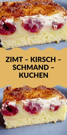 Pudding Desserts, Köstliche Desserts, Funny Cake, Cakes And More, Bon Appetit, Cinnamon, French Toast, Muffins, Bakery