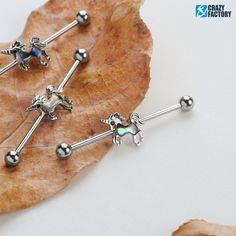 Lovely industrial barbells are available at crazy-factory.com. Be sure to check these products. Price is 4.09 €/$4.79. 📌 Tag friends who fit this style 👉 Grab them now 🔎 CJ-IND0024 on www.crazy-factory.com Industrial Barbell, Belly Button Rings, Perfect Fit, Chic, Friends, Jewelry, Design, Products, Style