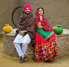 Pre Wedding Photoshoot, Wedding Poses, Wedding Couples, Punjabi Wedding Couple, Punjabi Couple, Indian Wedding Photography Poses, Beach Photos, Couple Pictures, Indian Outfits