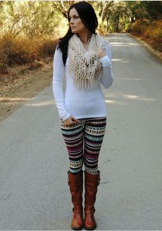 I love those leggings!