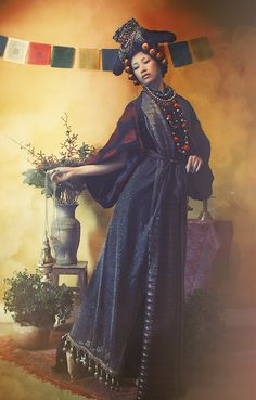 Tibetan Losar on Fashion Served