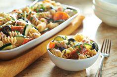 Salade de pate Méditerranéenne Kraft