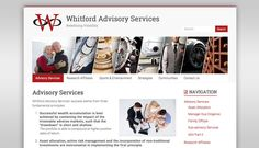 Web Design – Designing and building a website for Whitford Advisory Services (wealth management industry) utilizing WordPress and implementing password-protected pages. Wealth Management, Building A Website, Wordpress, Web Design, Success, Entertaining, Marketing, Website Designs, Hilarious
