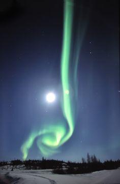 Aurora in Northwest Territories