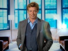 Patrick Jane can be a jerk, but I admire his intelligence and perceptiveness as an investigator.