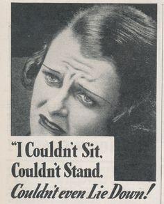 "Toilet Torment: ""My eyebrows, however, grew five feet long."""