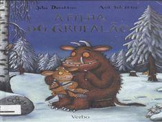 Leiturinhas para criança!: A Filha do Grufalão