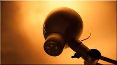 Loft lámpa, üzemi lámpa
