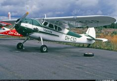 Cessna 195B aircraft picture