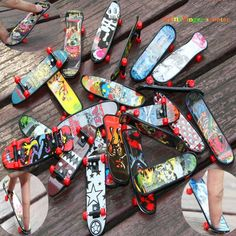 Real Skate, Finger Skateboard, Tech Deck, All Toys, Learning Games, Skateboards, Educational Toys, Action Figures, Birthday Gifts
