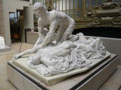 ' Ugolin ' d'Auguste Rodin au musée d'Orsay