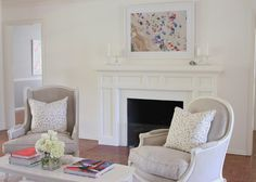 Nicole's Guide To Style: Decor: Living Room