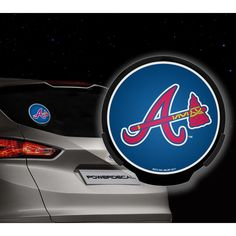 Atlanta Braves MLB Power Decal