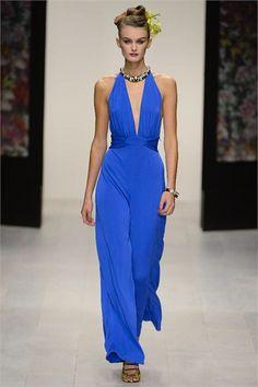 Sfilata Issa London London - Collezioni Primavera Estate 2013 - Vogue