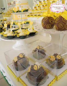 Festas e Comemorações Provençais - Amarelo e preto para as Abelhinhas
