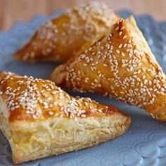 How to Make Bourekas with Puff Pastry
