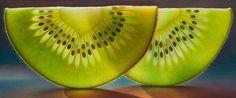 Dennis Wojtkiewicz - lahodné ovocné obrazy - Micro smaragdově zelená - smaragdově zelená lotus