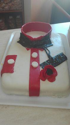 Torta camicia cake