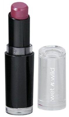 Wet n Wild Lipstick in 916d Ravin Raisin.