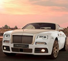 Wraith 2015 by Mansory