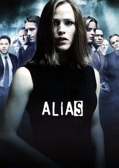 I really liked the TV show Alias.  I think it was well acted and quite suspenseful!