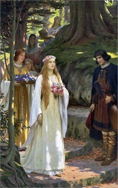 Edmund Blair-Leighton...1853-1922.................6