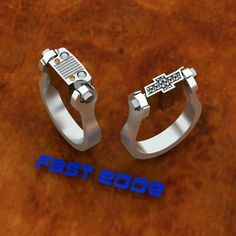 Car rings.....I want the bowtie!!! Where can I find???