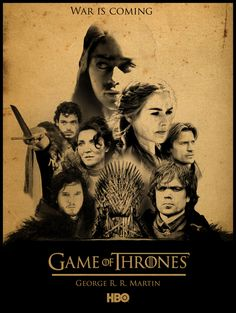 Game of Thrones. I was one of the sceptics, til I had watched 2 episodes. Brilliant.