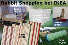 Shoppingtipps für IKEA - Haltung, Pflege, Unkategorisiert, Unterhaltung