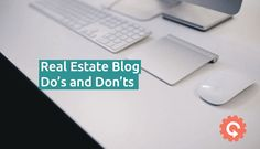 How to Write an Exceptional Real Estate Blog Post Blogging is a skill and an ...