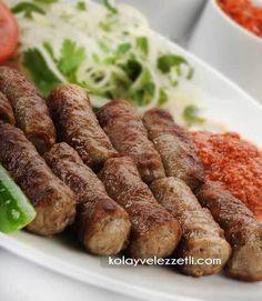 Evde Tekirdağ Köftesi Tarifi - http://kolayvelezzetli.com