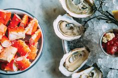 Oyster Bah (Lincoln Park) - New England style seafood in relaxed atmosphere // Obsessions Now