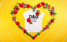 Dolce & Gabbana <3 #DGTheRealFake :-)