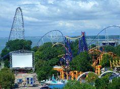 Cedar Point Amusement Park- Sandusky OH