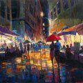 Italian Rain