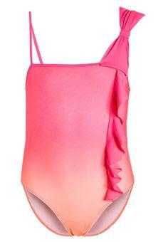 Billieblush Kostium kąpielowy neon pink
