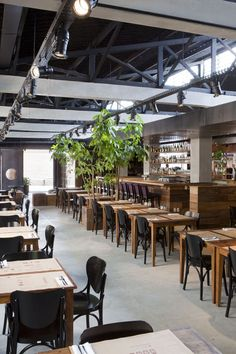 Ar Arquitetos / Restaurante Mangiare Gastronomia, São Paulo