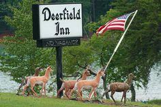 Deerfield Inn by Jacob...K, via Flickr