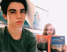 Cameron Boyce & Sophie Reynolds