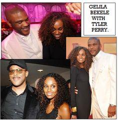 Idris Elba Girlfriend Wedding Marriage | Did you know that Tyler Perry's current girlfriend Gelila Bekele is ...