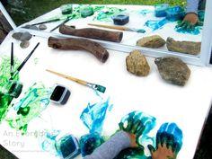 Reggio Emilia Art Activities | Open-ended Reggio inspired art activities for preschoolers – gooey ...