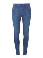 Womens Midwash Eden - Ultra Soft Jeggings- Blue