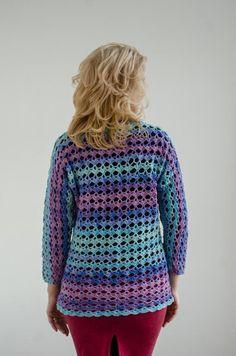 Items similar to Crochet net blouse in mermaid colors on Etsy Beautiful Mermaid, Beautiful Crochet, Crochet Blouse, Crochet Top, Net Blouses, Mermaid Coloring, Elegant Outfit, Walking, Ocean