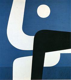 full moon by Yiannis Moralis Art Concret, Concrete Art, Street Art, Greek Paintings, Mid Century Art, 2d Art, Art Design, Contemporary Paintings, Full Moon