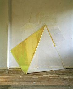 Femke Dekkers, Atelierwerk 1 (geel) (2011)