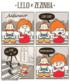 Lelo e Zezinha 001 Jornal Vivacidade, março 2014
