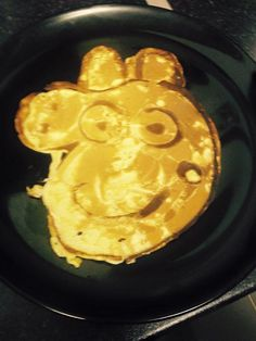Second attempt at a Peppa Pig #pancake from Nazha on Facebook #prizepancake