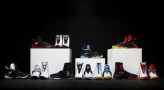 TSL Co-Sign: Jordan Brand's 2013 Playoffs PE Lineup -- The Shadow League