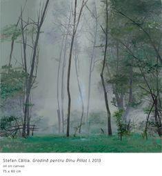 Garden for Dinu Pillat I Painting Prints, Modern Art, Illustration, Image, Beauty, Art, Illustrations, Contemporary Art, Beauty Illustration